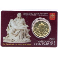 Coin Card n°4 2013