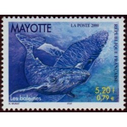 Timbre Mayotte n°82