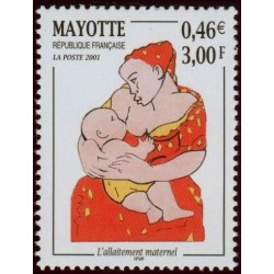 Timbre Mayotte n°98