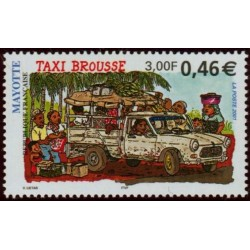 Timbre Mayotte n°99