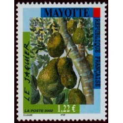 Timbre Mayotte n°138