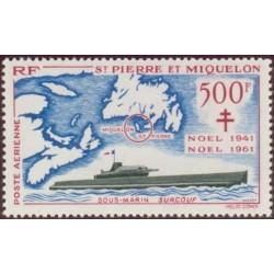 St-Pierre et Miquelon PA n°28