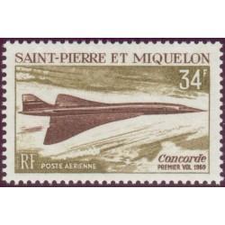 St-Pierre et Miquelon PA n°43