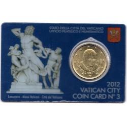Coin Card n°3 2012