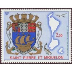 St-Pierre et Miquelon PA n°58