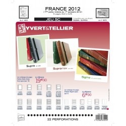 Jeu France SC 2012