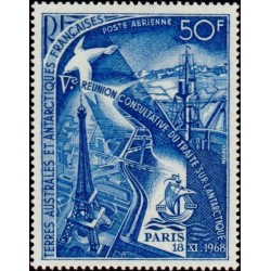 TAAF Poste Aérienne n°18