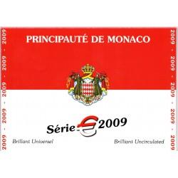 Coffret BU Monaco 2009