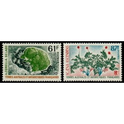 Timbres TAAF n°52 et 53