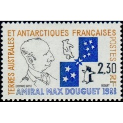 Timbres TAAF n°157