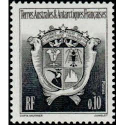 Timbres TAAF n°163