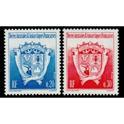 Timbres TAAF n°171 et 172