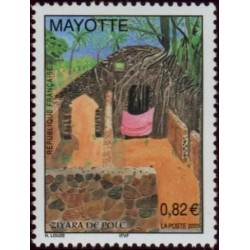 Timbre Mayotte n°147