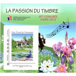 Bloc FFAP n°9 Passion du...