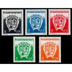 Timbres TAAF n°322 à 326