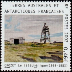 Timbres TAAF n°329