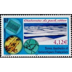 Timbres TAAF n°338