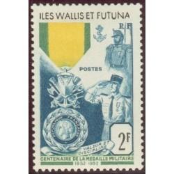 Timbre Wallis et Futuna n°156