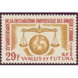 Timbre Wallis et Futuna n°169