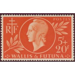 Timbre Wallis et Futuna n°147