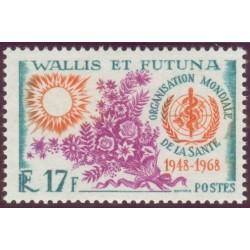 Timbre Wallis et Futuna n°172