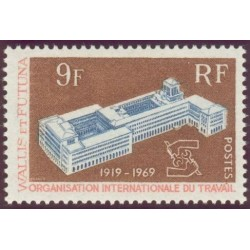 Timbre Wallis et Futuna n°175