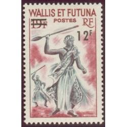 Timbre Wallis et Futuna n°177
