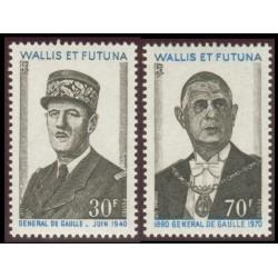 Timbre Wallis et Futuna...