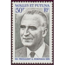 Timbre Wallis et Futuna n°189