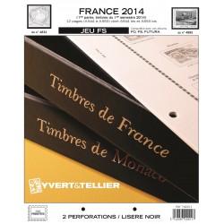 Jeu France FS 1er semestre...