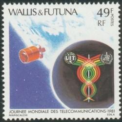 Timbre Wallis et Futuna n°265