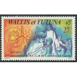 Timbre Wallis et Futuna n°273