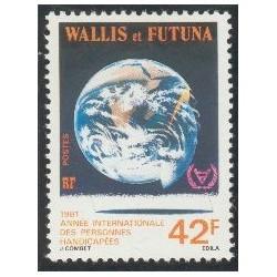 Timbre Wallis et Futuna n°274