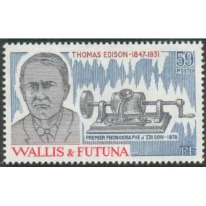 Timbre Wallis et Futuna n°275