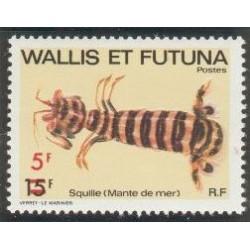 Timbre Wallis et Futuna n°276