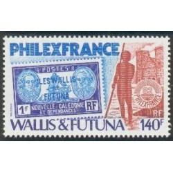 Timbre Wallis et Futuna n°285