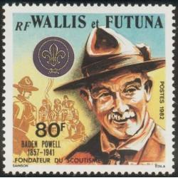 Timbre Wallis et Futuna n°290