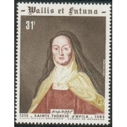 Timbre Wallis et Futuna n°301