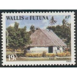 Timbre Wallis et Futuna n°302
