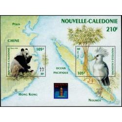 Nouvelle Calédonie Bloc...