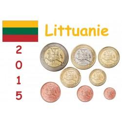 Série euro Littuanie 2015