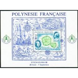 Polynésie Bloc Feuillet n°12