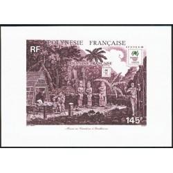 Polynésie Bloc Feuillet n°14