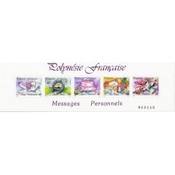 Polynésie Bloc Feuillet n°16