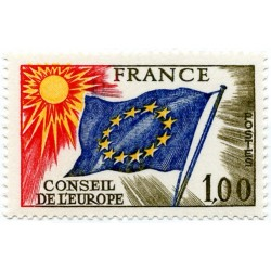 Timbres de Service France n°49
