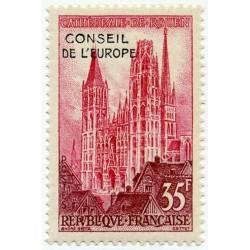 Timbres de Service France n°16
