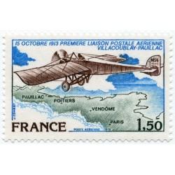France Poste Aérienne n°51