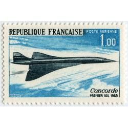 France Poste Aérienne n°43