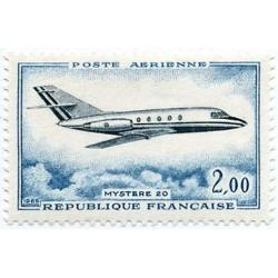 France Poste Aérienne n°42