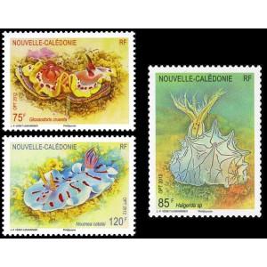 Timbre Nouvelle Calédonie n°1148 à 1150